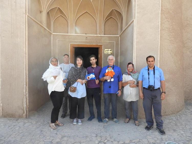 Voyage en Iran risques