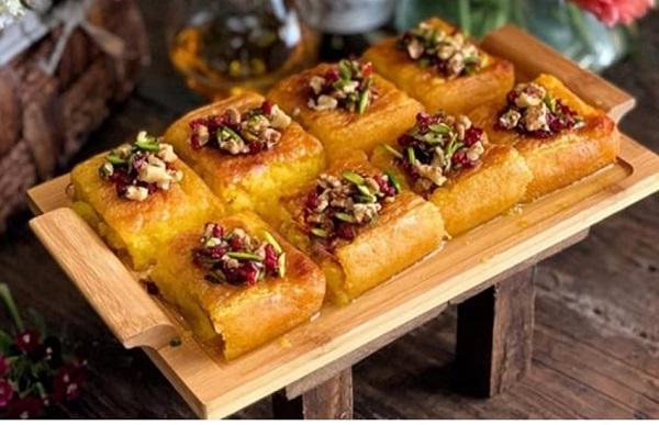 Plats traditionnels Ispahan