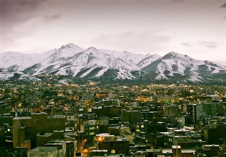 Montagne Alvand