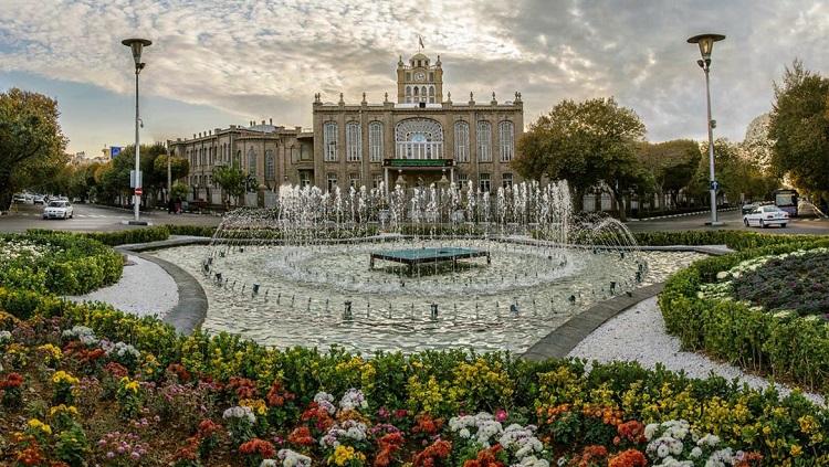 Manoir de la Mairie Tabriz
