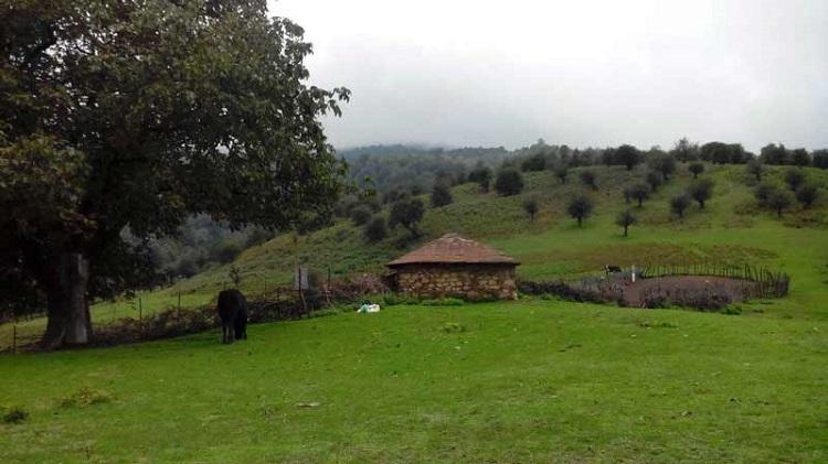 Le village Sangchal